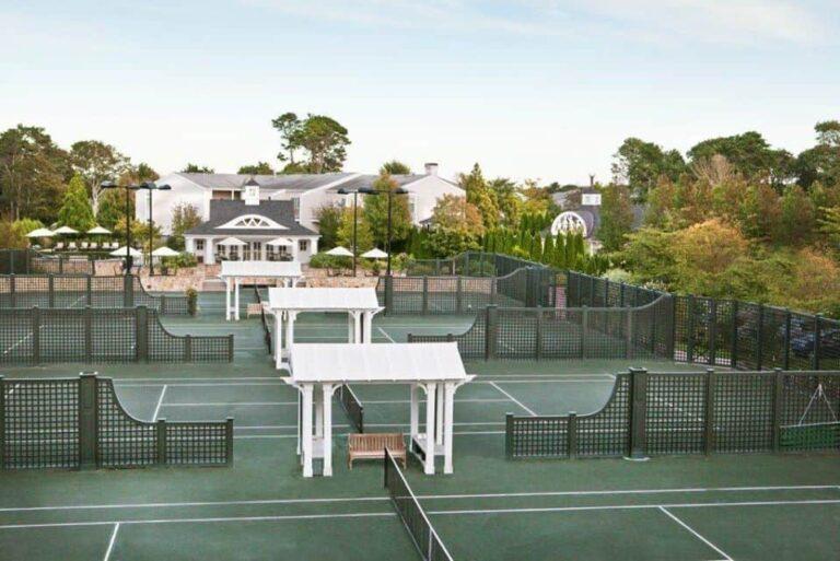 Wequassett tennis center